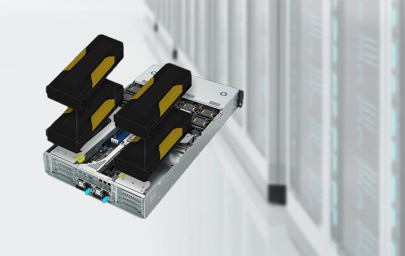 ASUS GPU Server