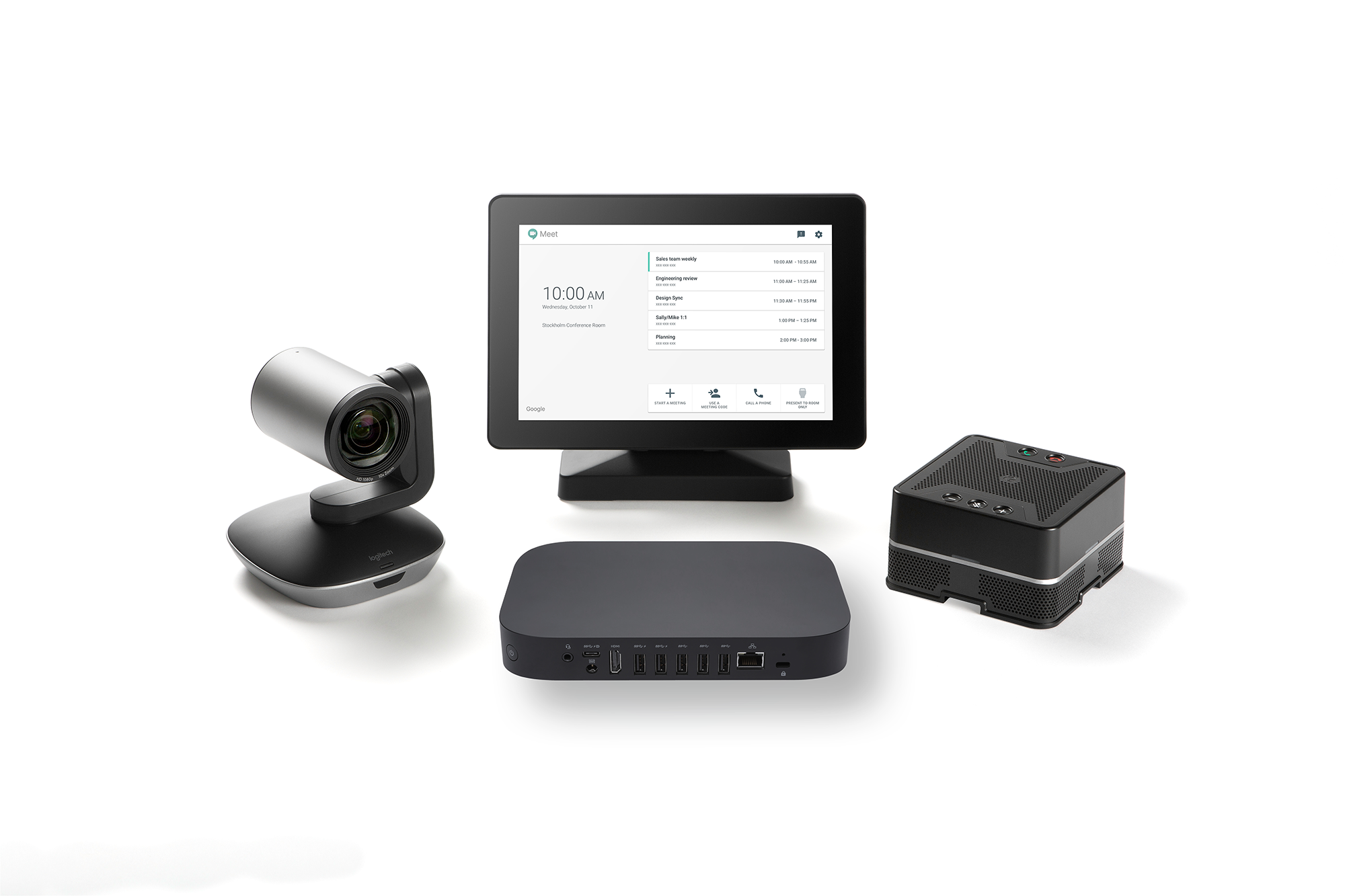 ASUS Google Meet Big Room Kit