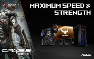 Crysis Remastered ASUS Promotion